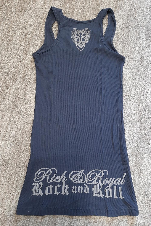 Майка Rich&Royal, размер S