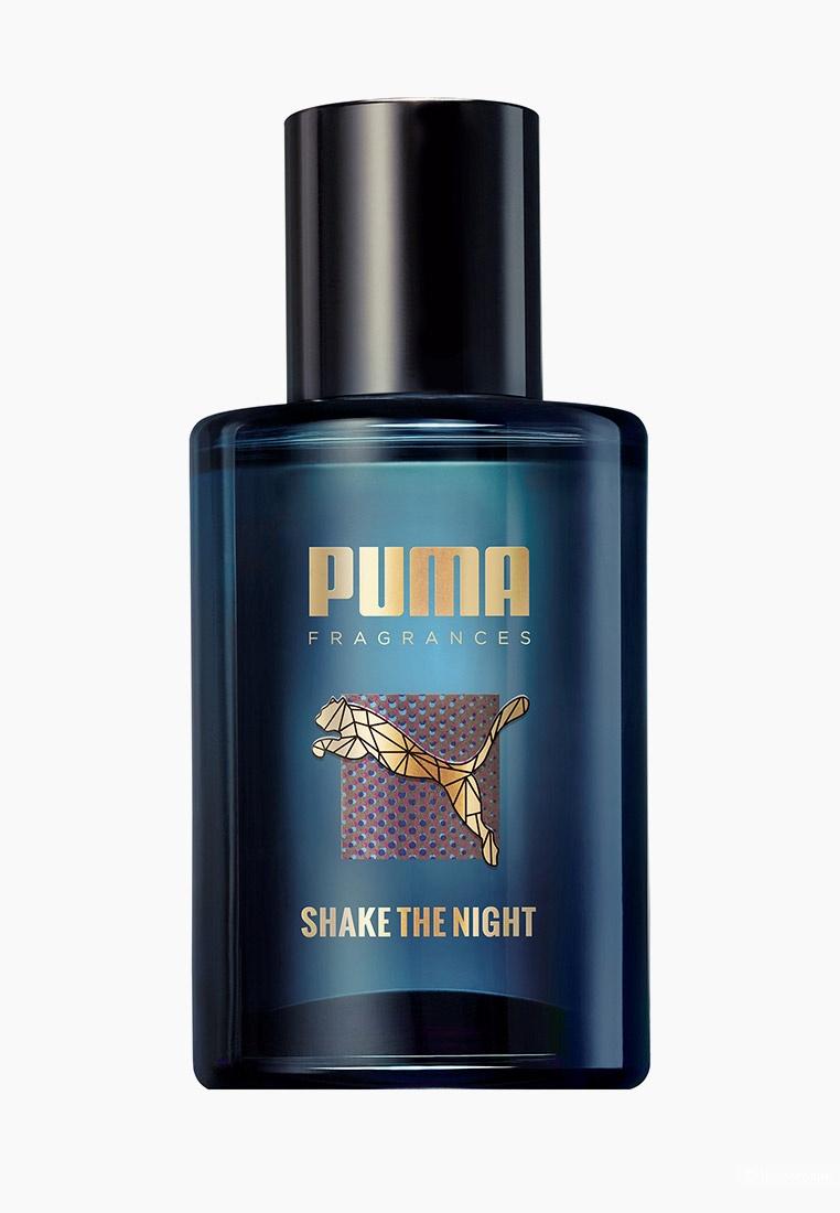 Туалетная вода Puma Shake the night, 50 ml