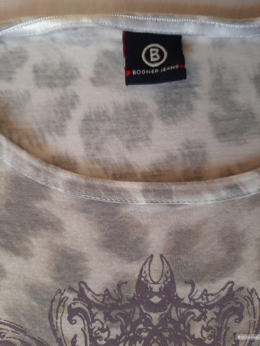 Футболка Bogner Jeans, размер 34