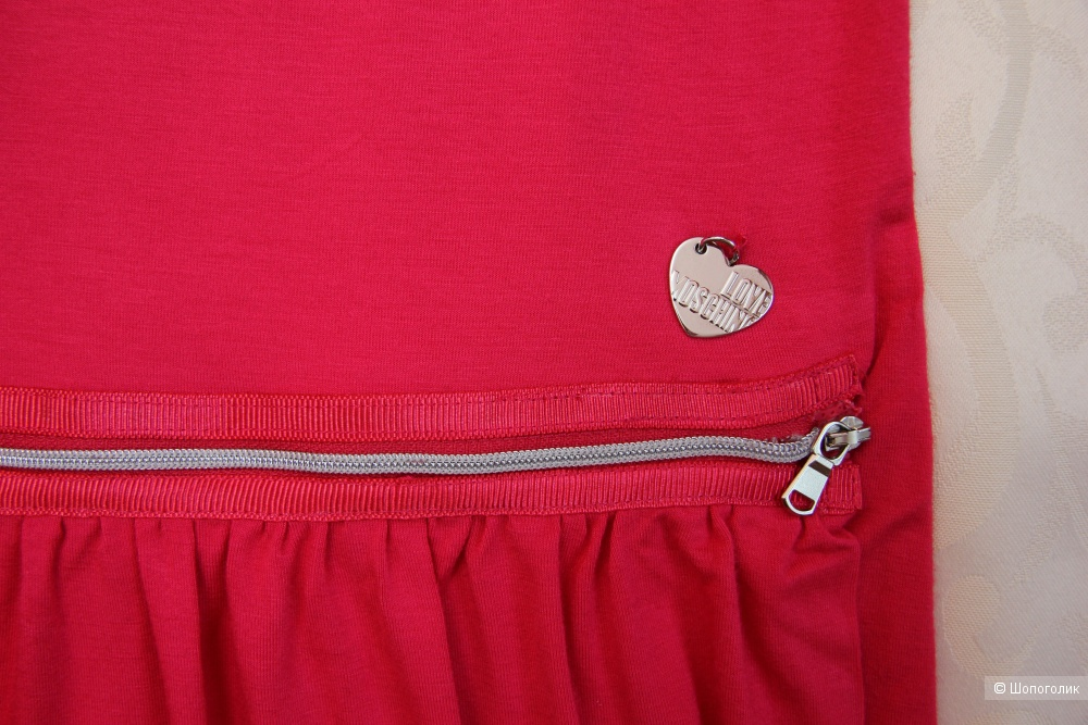 Платье  LOVE MOSCHINO размер 42IT/44RU
