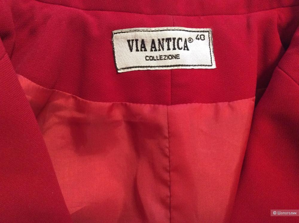 Жакет Via Antica р.40EUR (на 46-48)