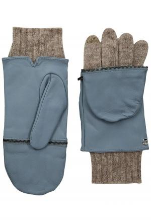 Варежки-перчатки 2 в 1, Echo, 7p