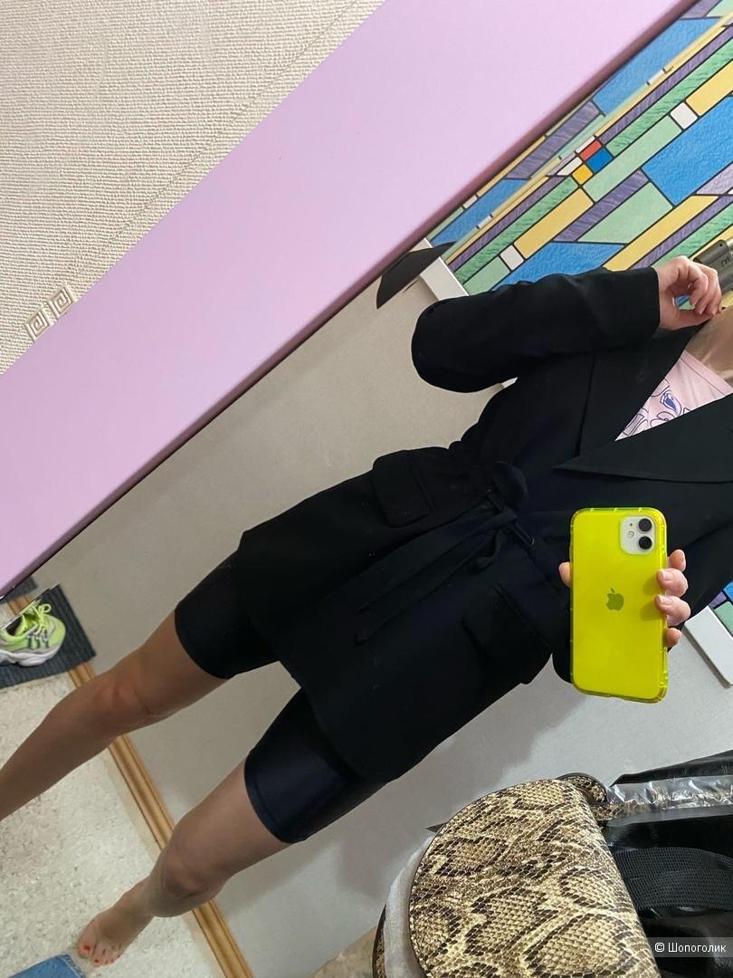 Пиджак с кулиской mango, размер S