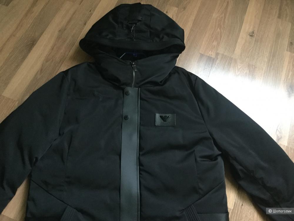 Куртка мужская Armani  50- 52 размер