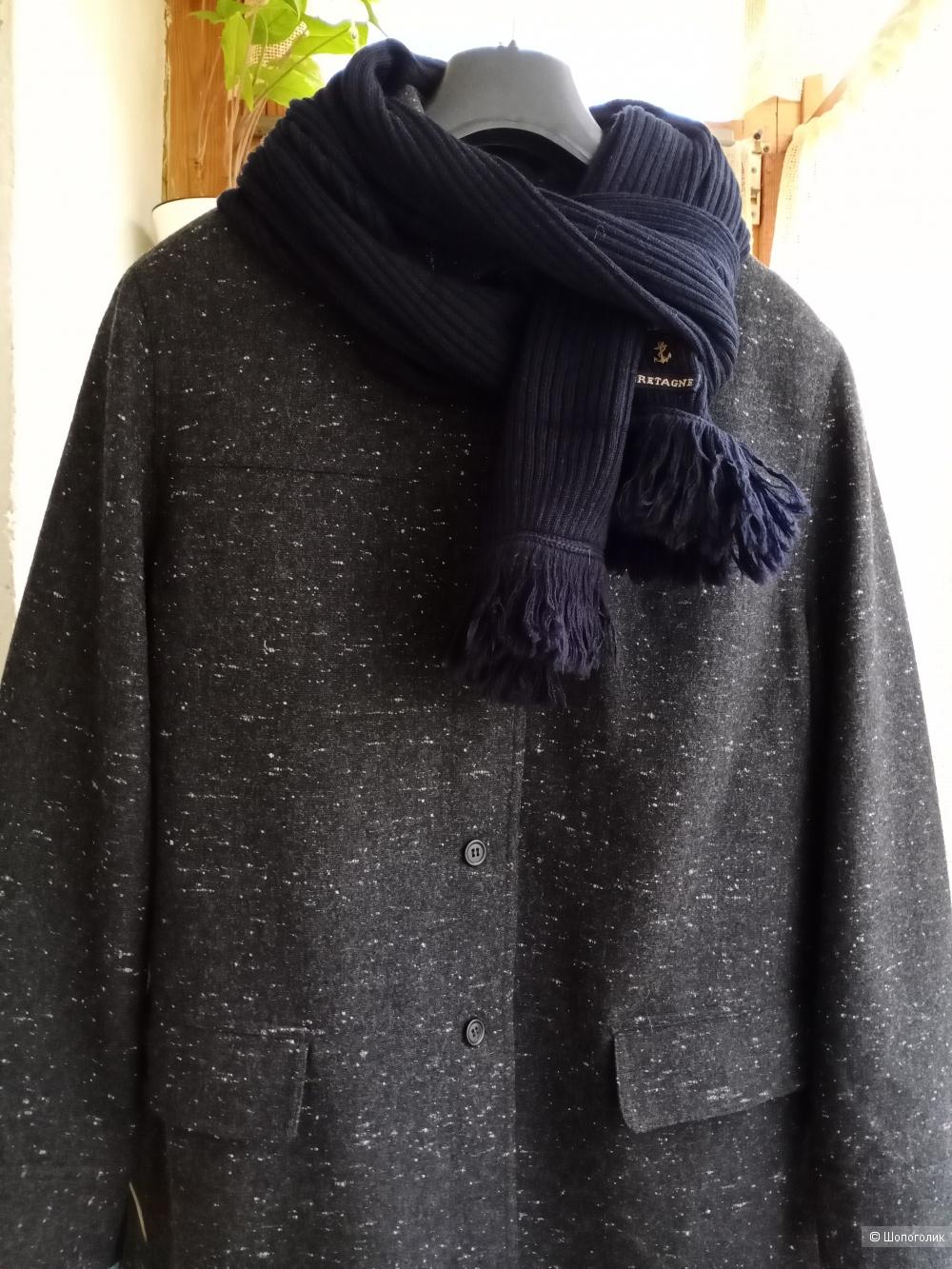 Пальто  no name, 50-52 размер.