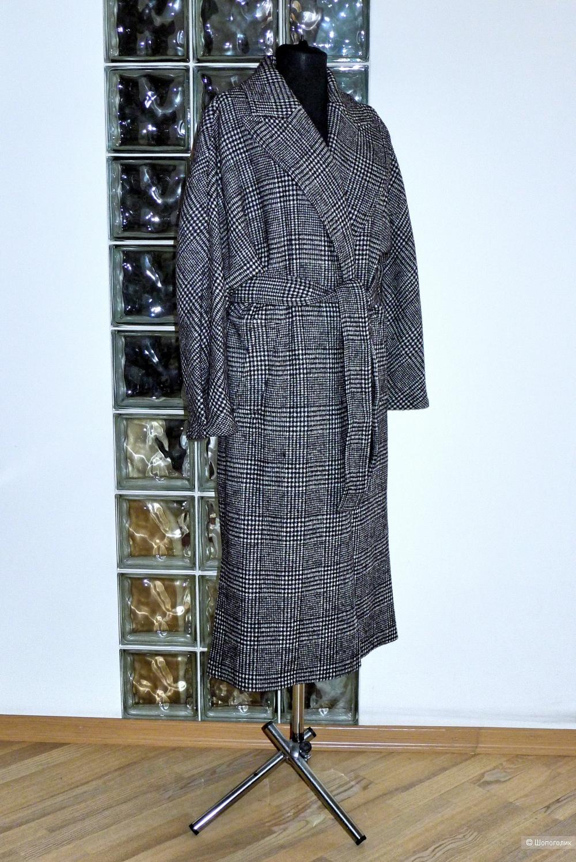 Пальто халат ZARA размер XS S