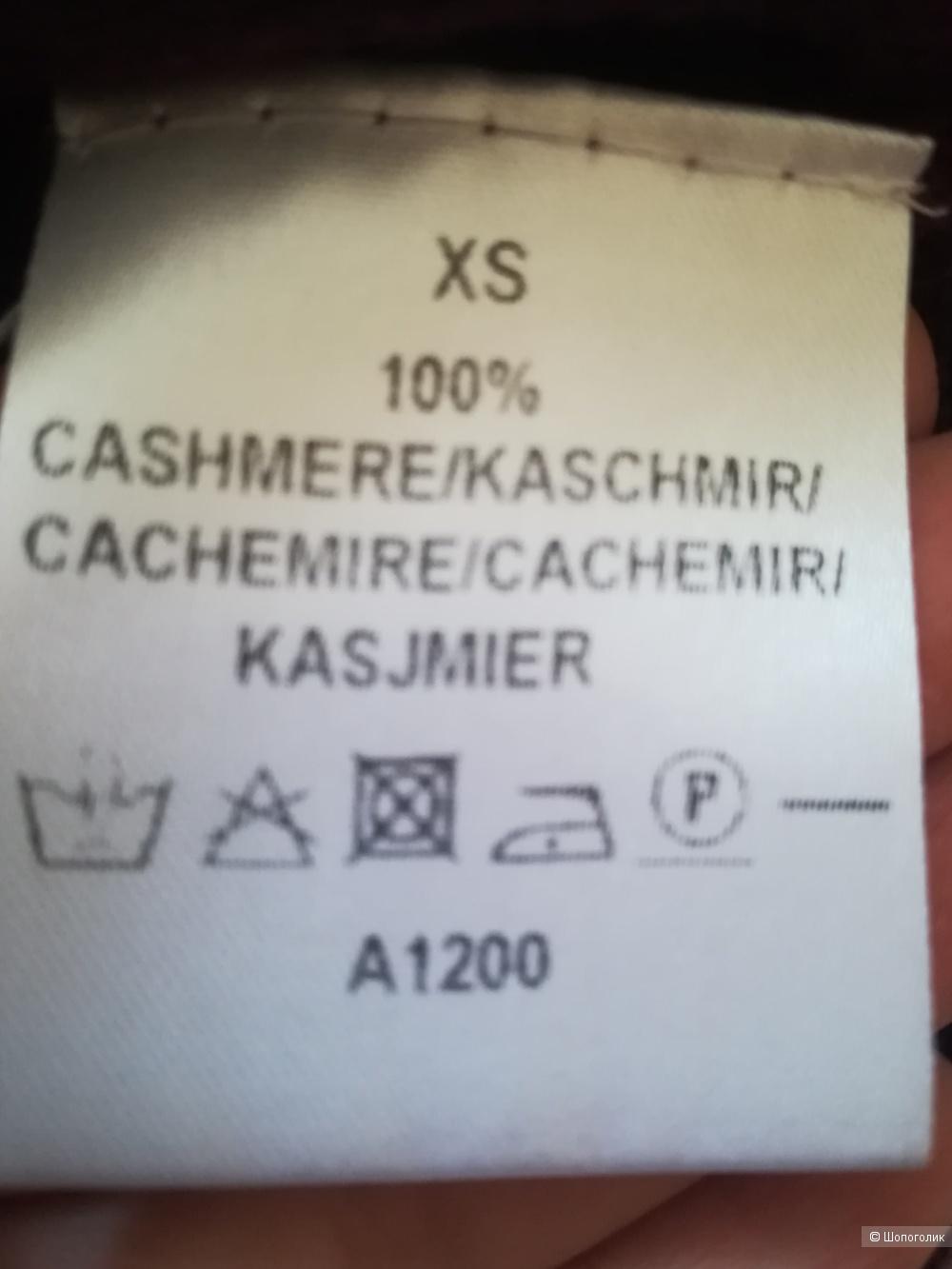 Джемпер кашемир FTC, xs/s