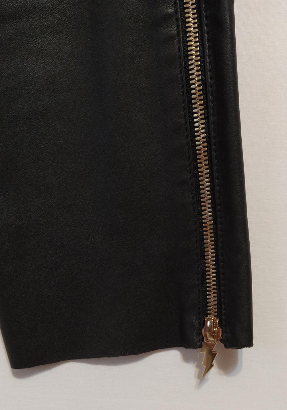 Кожаные брюки  Les Eclaires, М,L