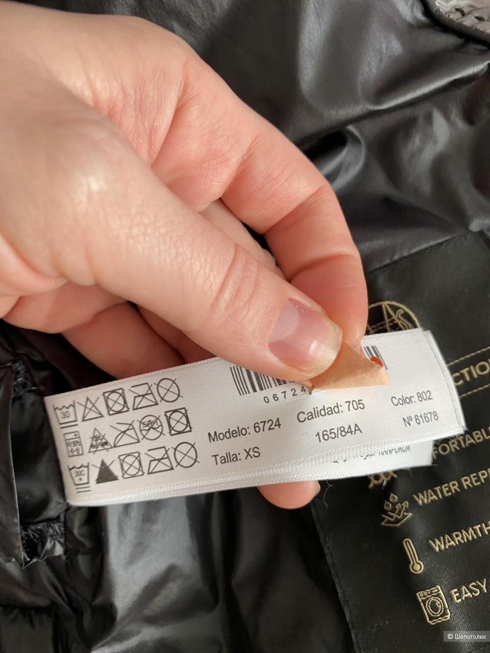 Куртка massimo dutti, размер xs