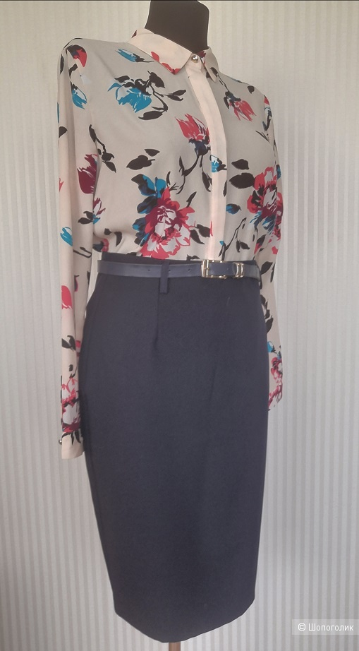 Сет из блузки и юбки, Kira Plastinina, 46-48р-р