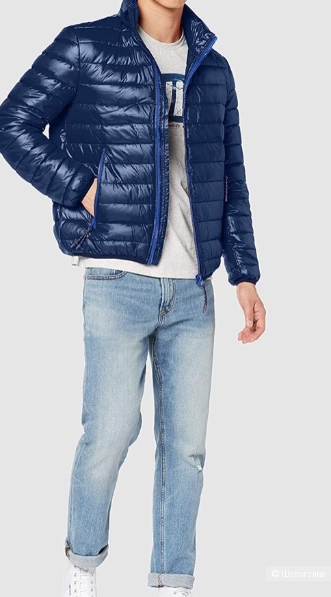 Pepe Jeans пуховик xl