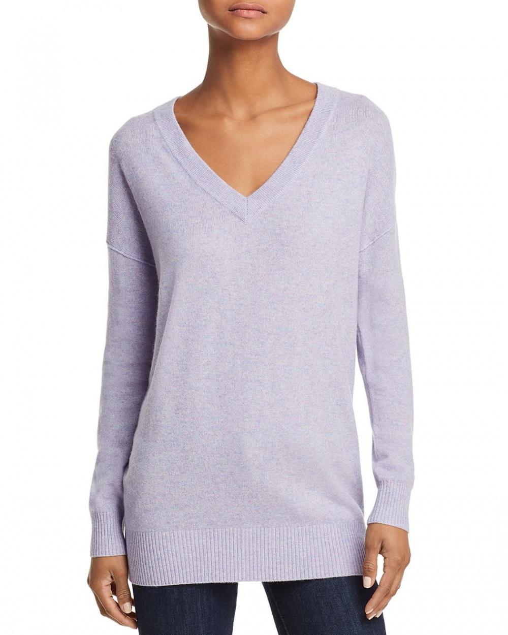 Кашемировый свитер Aqua Cashmere, размер S