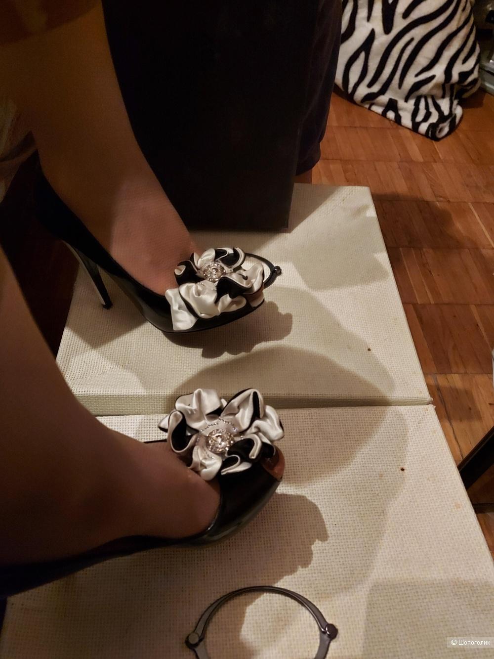 Вечерние туфли Nando Muzi р.37.5