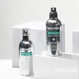 Осветляющая кислородная эссенция с центеллой Medi-peel Peptide 9 Volume White Cica Essence