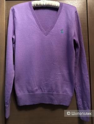 Пуловер Polo Ralph lauren 100%  размер M