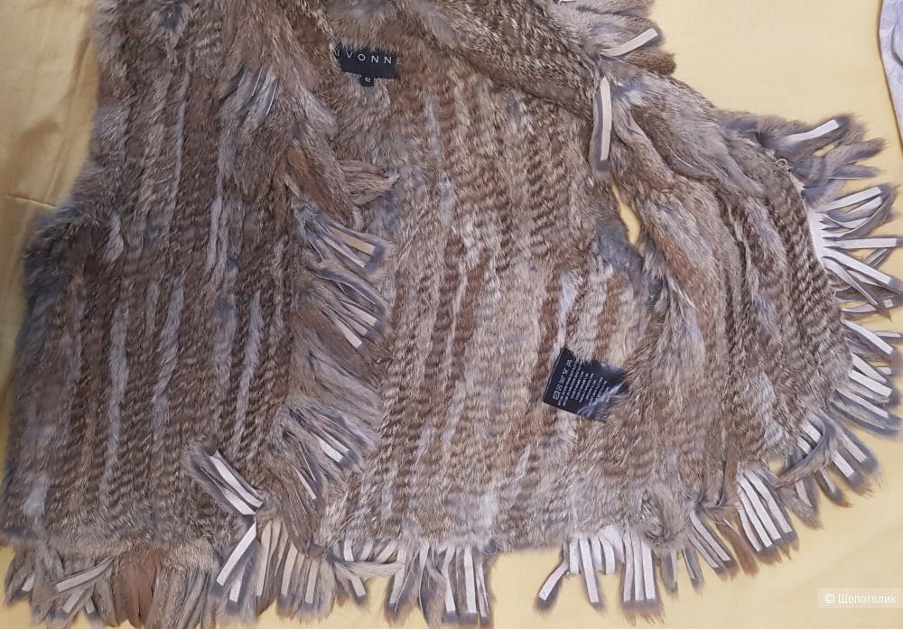 Меховой жилет Ivonne, 42 EU ( 48 росс)