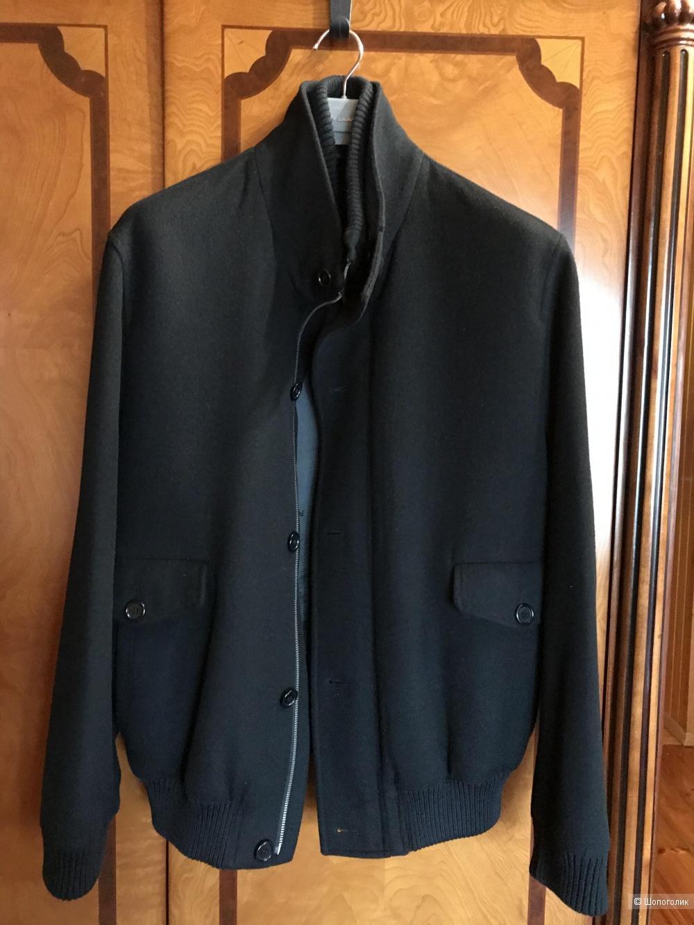 Мужская кашемировая куртка Ted Lapidus размер 52