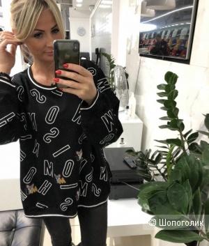 Туника свитшот худи MEGI, 42-58