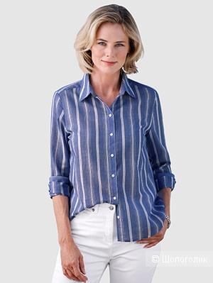 Блузка рубашка женская Dress р 52