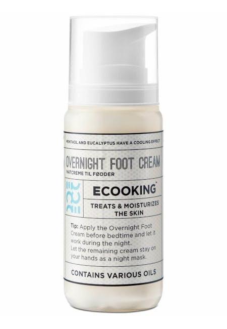 Ночной крем для ног от Ecooking 15 мл