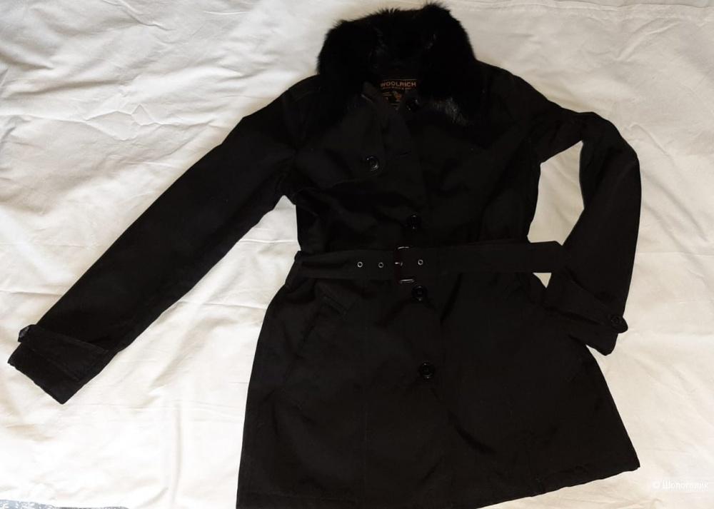 Парка куртка Woolrich, S