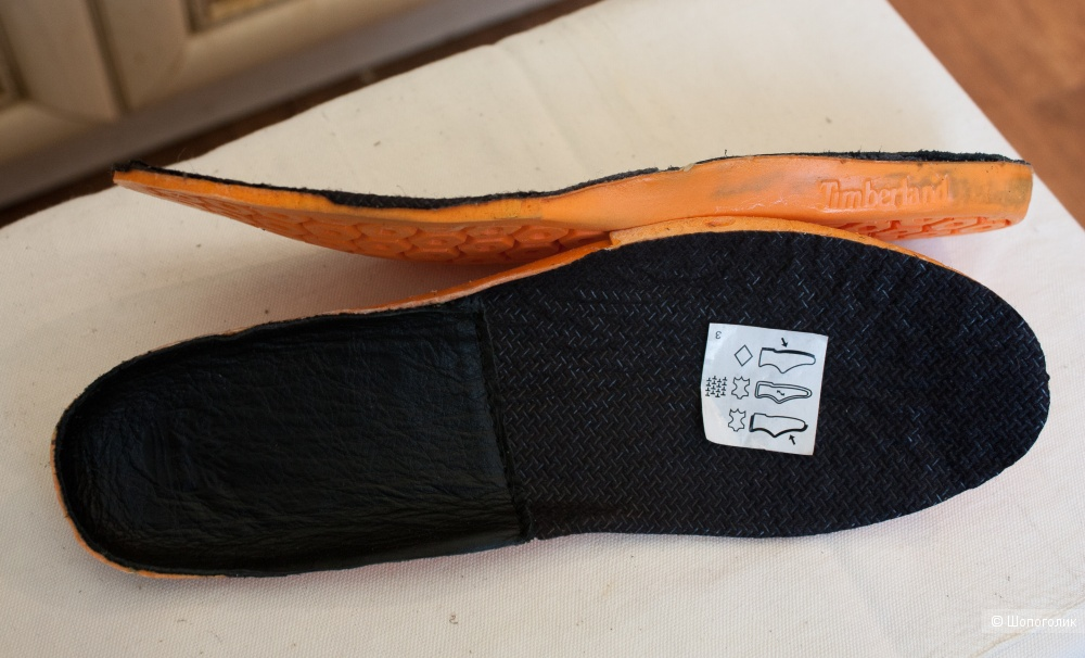 Timberland ботинки 35/36