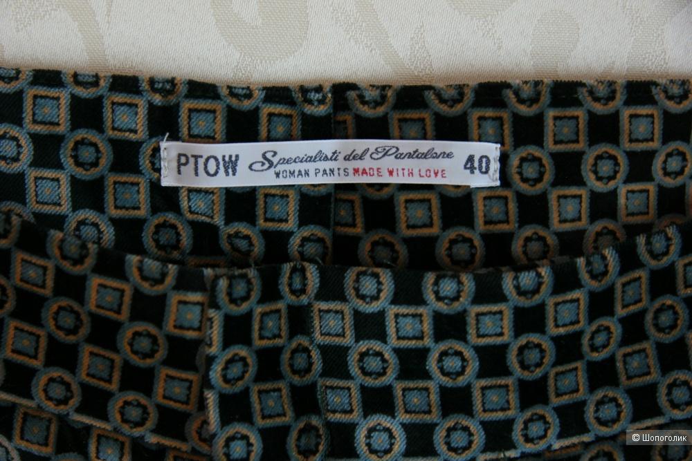 Брюки Ptow размер 40IT/42RU - S