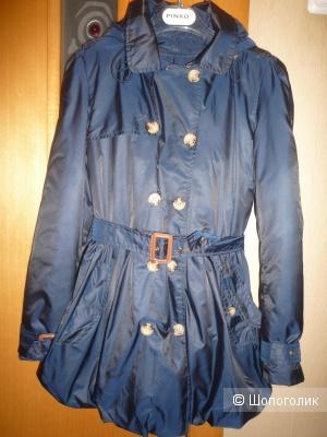 Пальто демисезонное Borelli 2 в 1  размер 10T