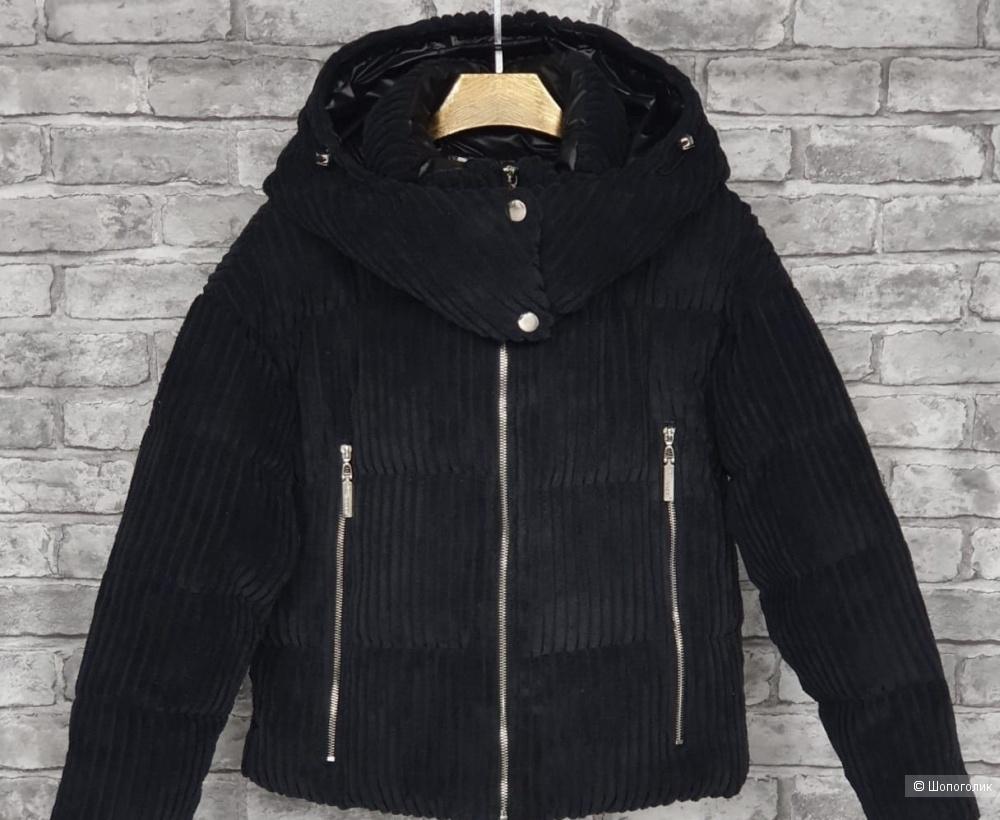 Куртка пуховик Snow passion velvet, 42-46
