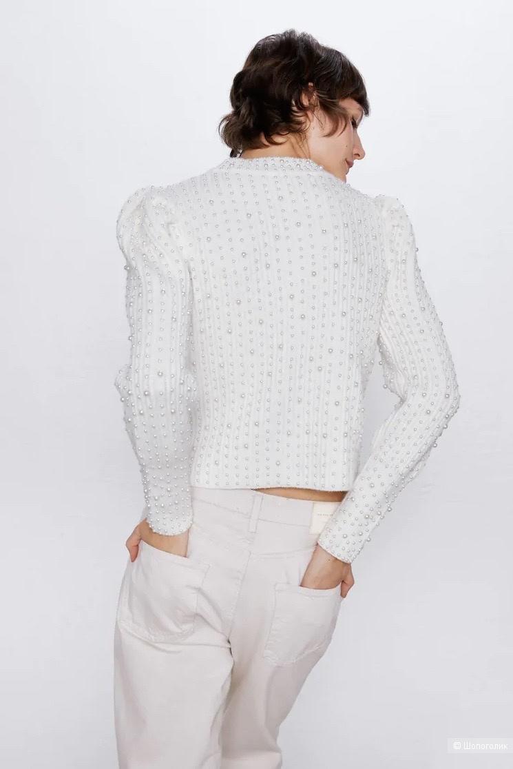 Джемпер свитер ZARA размер M