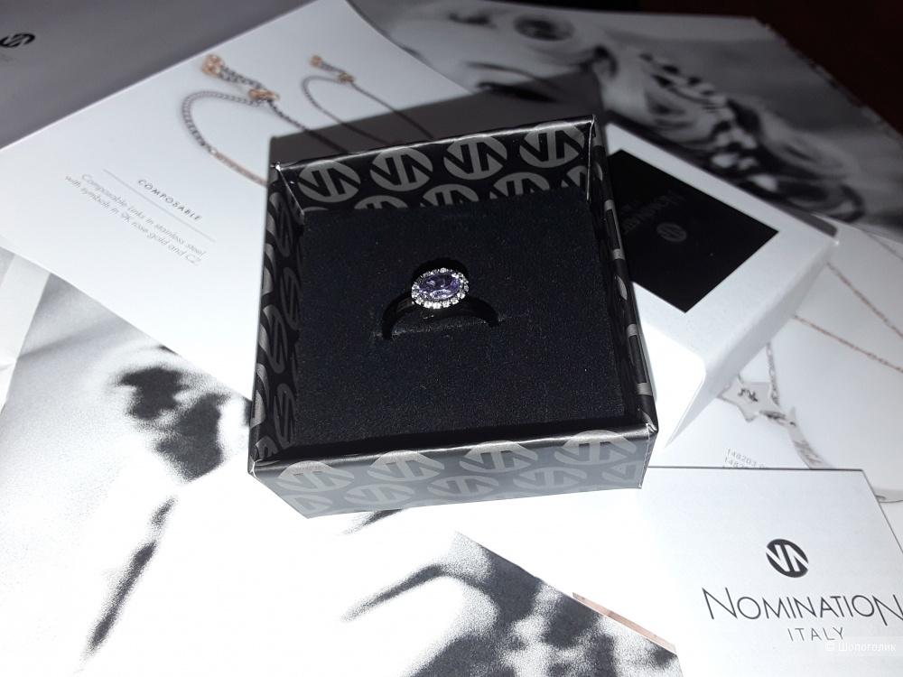 Кольцо Nomination, универсальный размер.