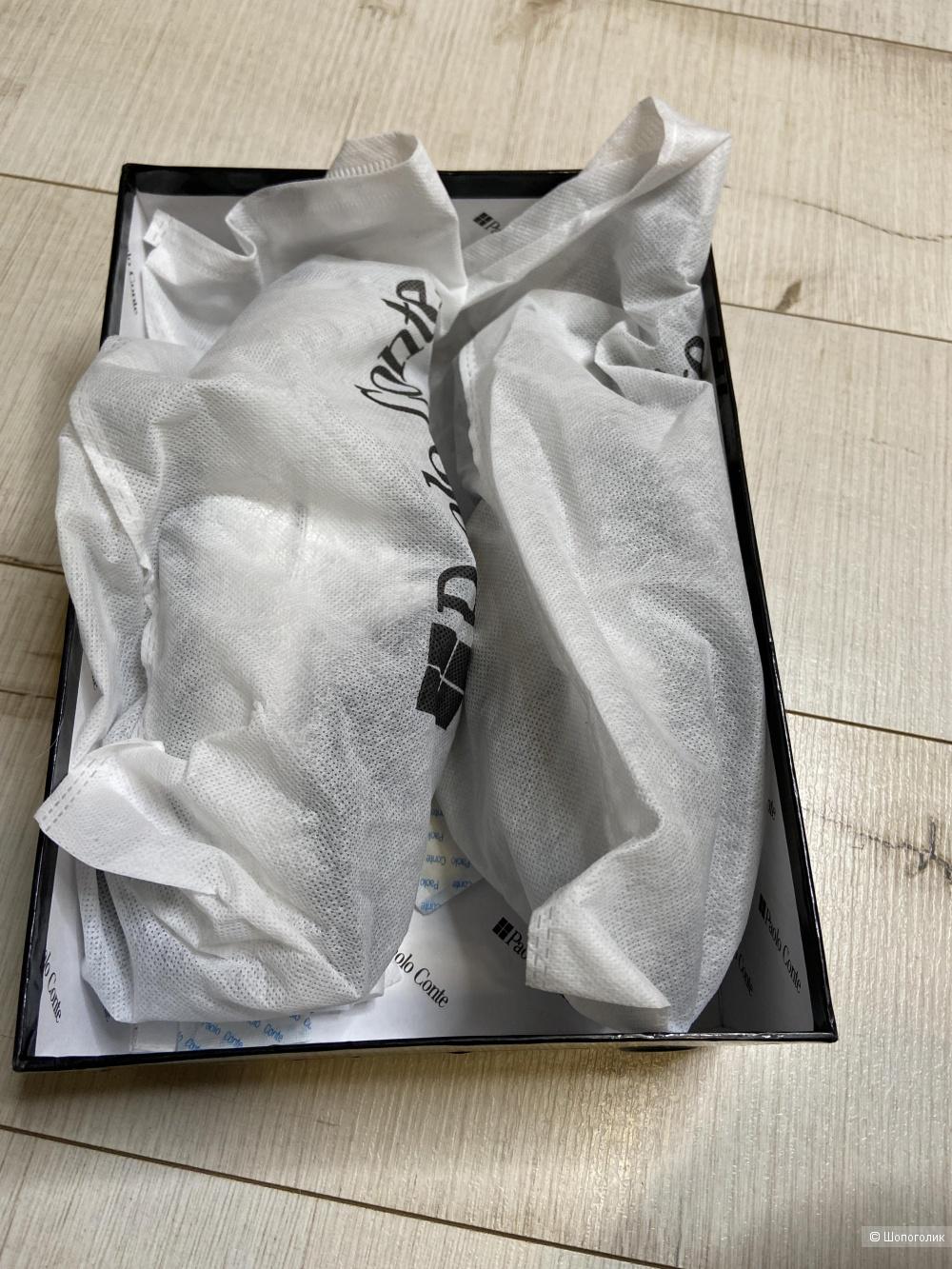 Ботинки Paolo Conte, размер 38