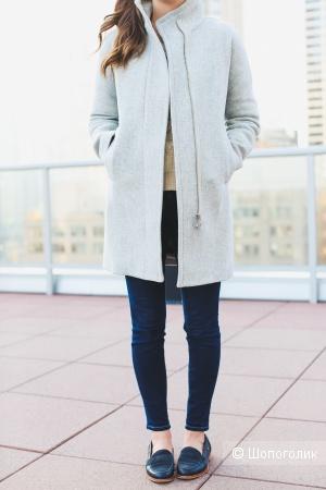 Пальто-кокон J CREW, размер 46-48.