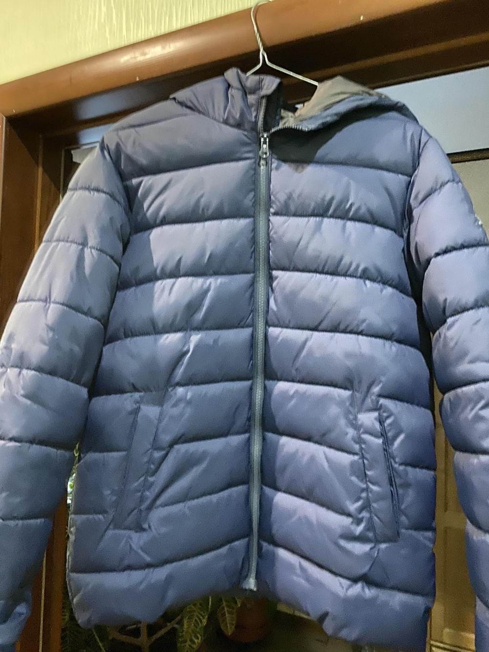 Куртка на мальчика, зима, фирма Benetton