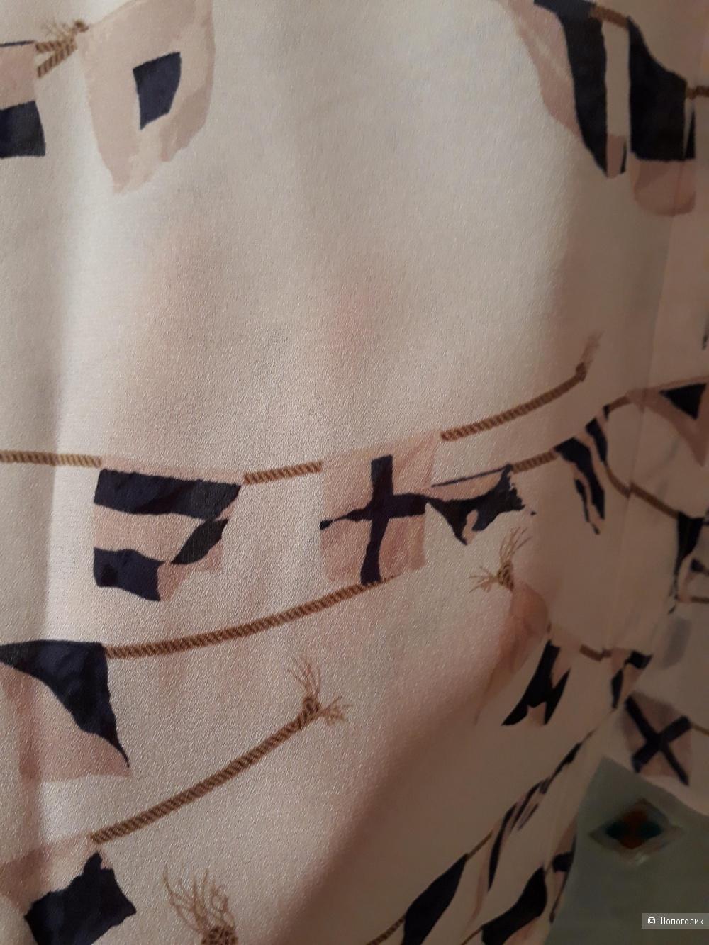 Шелковая блузка Equipment, S (44)
