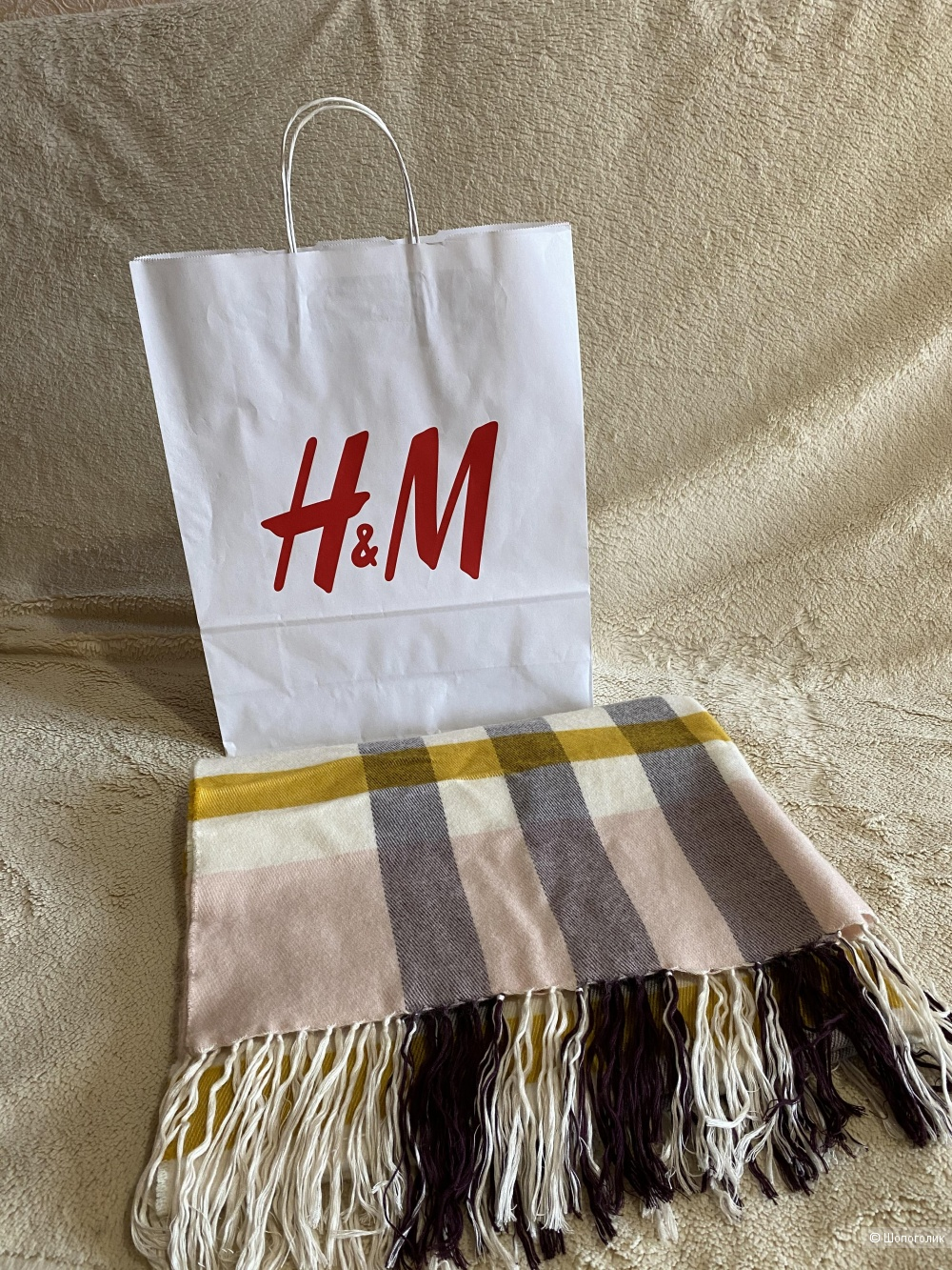 Шарф H&M, one size