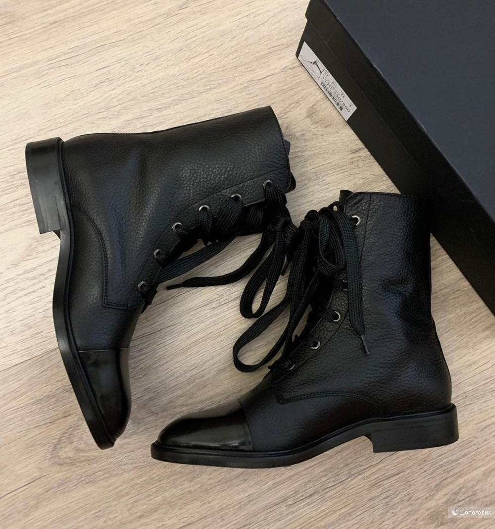 Massimo dutti ботинки 37
