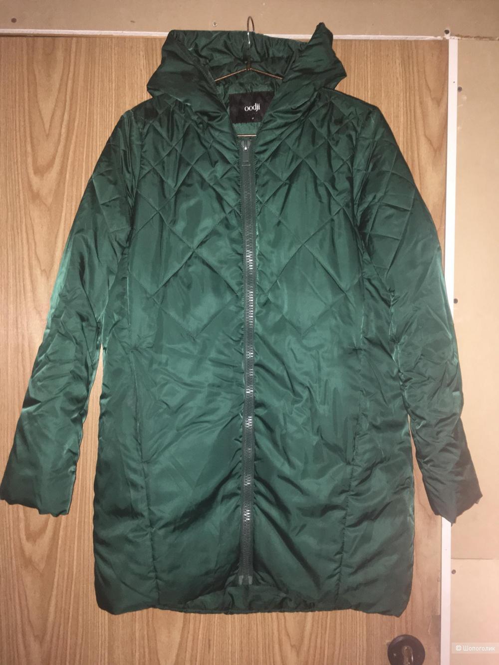 Куртка oodji размер 38