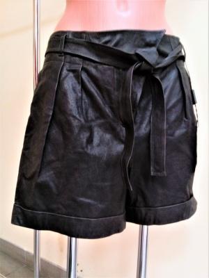 MarcCain шорты кожаные размер 4