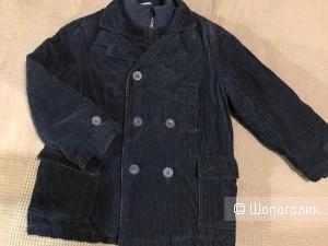 Куртка  DPAM на 9-10 лет
