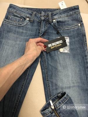 Dirk Bikkembergs джинсы 26 (25) размер.