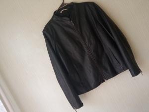 Куртка кожа размер 46