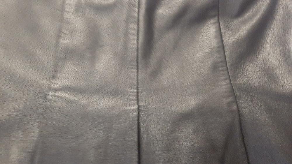 Юбка из натуральной кожи Mint&Berry 46 размер