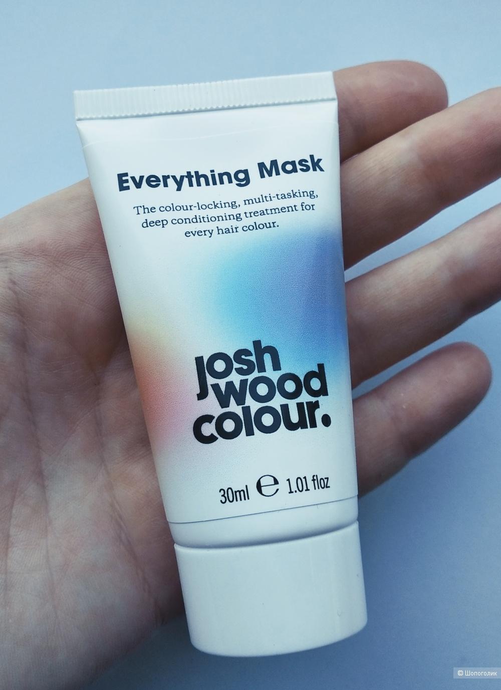 Josh Wood Colour, маска для окрашенных волос, 30 мл