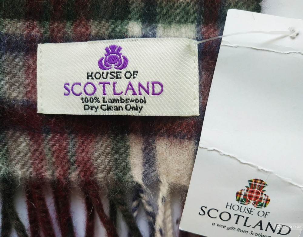 Шарф  House of Scotland one size