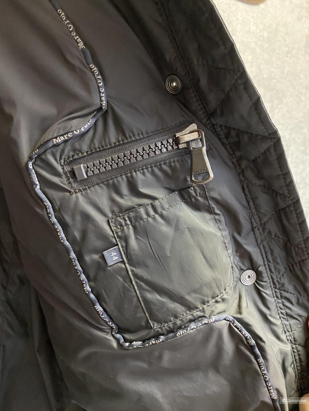 Пуховое пальто Marco Polo 48-50