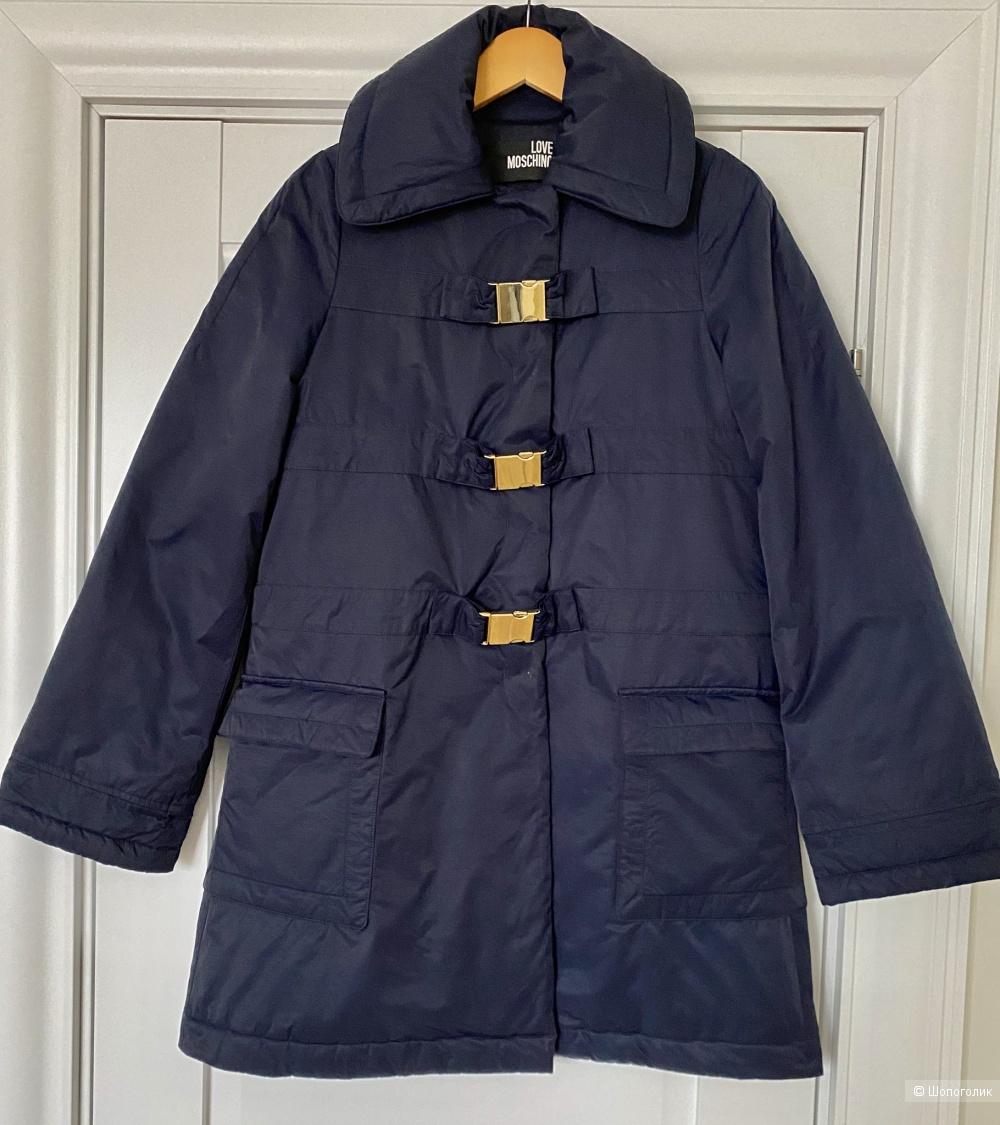 Демисезонное пальто Love Moschino, 4us
