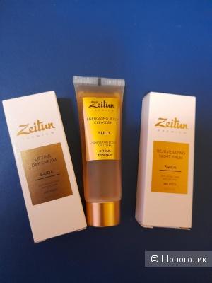 Сет лифтинг-ухода, зрелая кожа, Zeitun