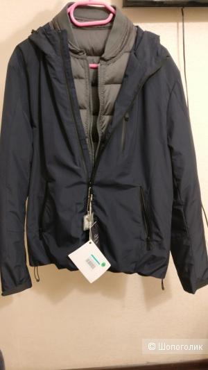Куртка пуховик, YES ZEE BY ESSENZA, размер М.