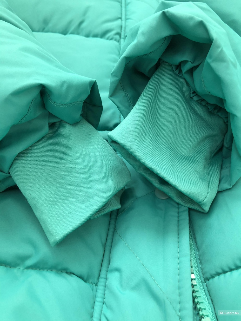 Утеплённая куртка GAP, p. xs